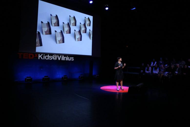 Ar mokytojas gali pakeisti pasaulį?| TEDxKids@Vilnius