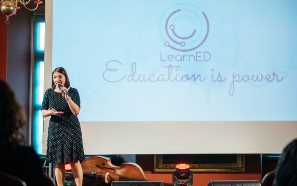 """Švietimo konferencija """"LearnED"""""""