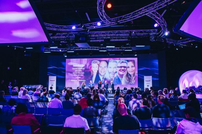 Aukščiausio lygio susitikimas HundrED 2018 | Helsinkis 11.07-09